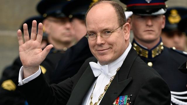 Fürst Albert II. wird als Ehrengast bei der «Gala de Berne 2013» anwesend sein.