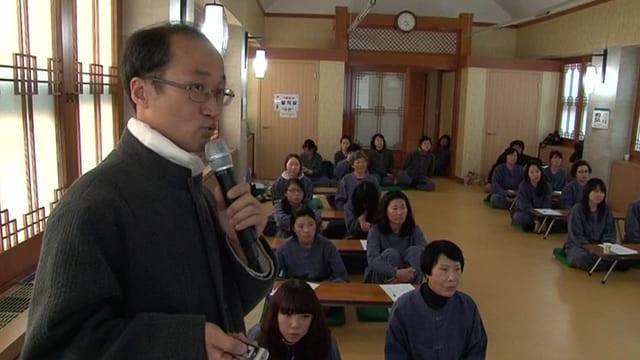Video «Die Kehrseite des Wirtschaftswachstums: Suizide in Südkorea (3/3)» abspielen