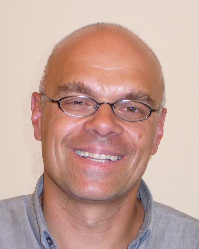 Hannes Flückiger, Automobil-Ingenieur und Garagist aus Auswil (BE)