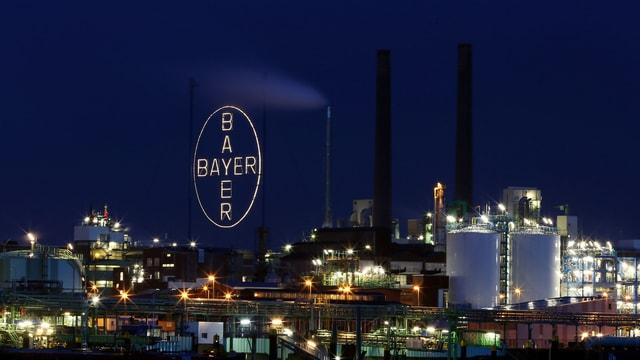 Bayer-Gebäude.
