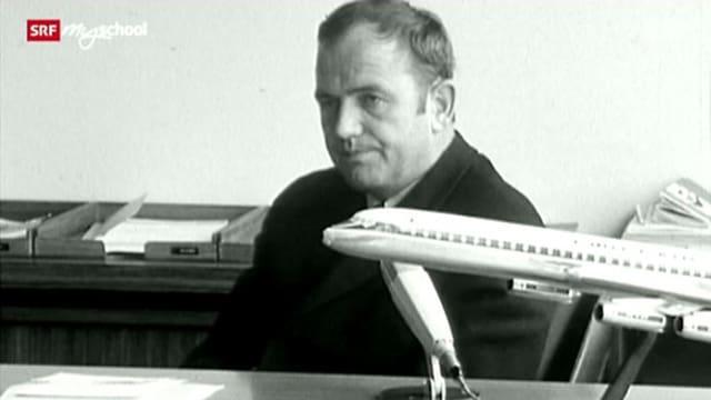 Video «Zeitreise: Luftfahrt im Visier (30/31)» abspielen