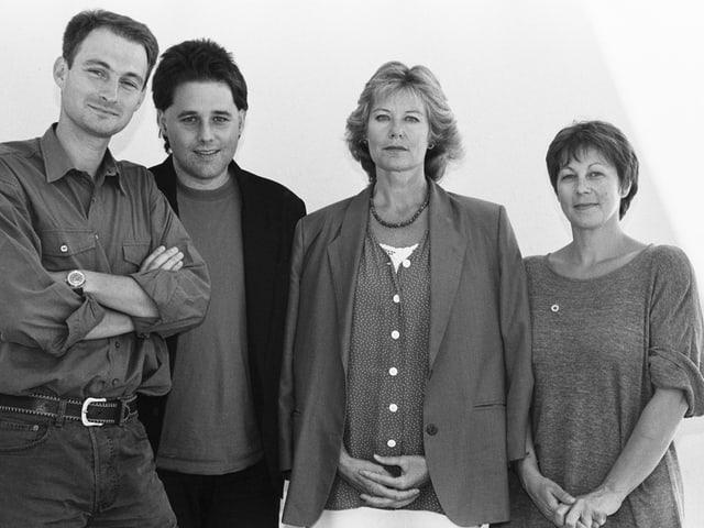 Gruppenbild der Grünen Partei Schweiz