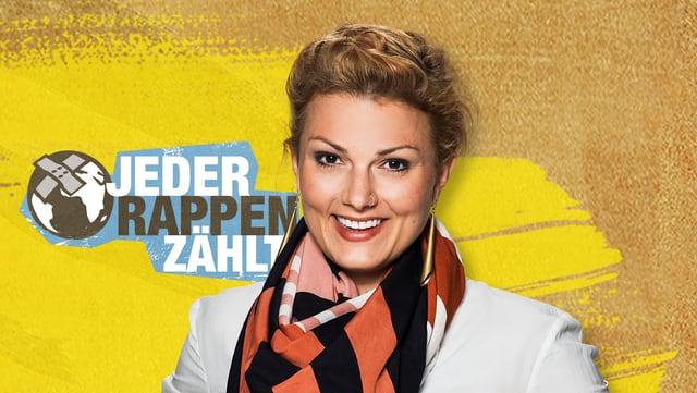 JRZ-Moderatorin Rosanna Grüter