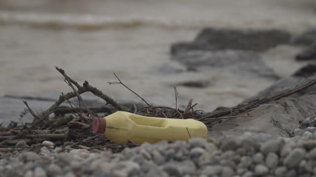 Video «Plastikmüll – auch ein Schweizer Problem» abspielen