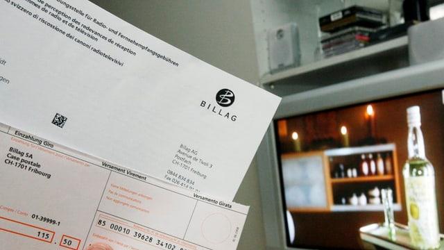 Taxas e reclama è tenor la EMEK il meglier sistem per finanziar la SRG.