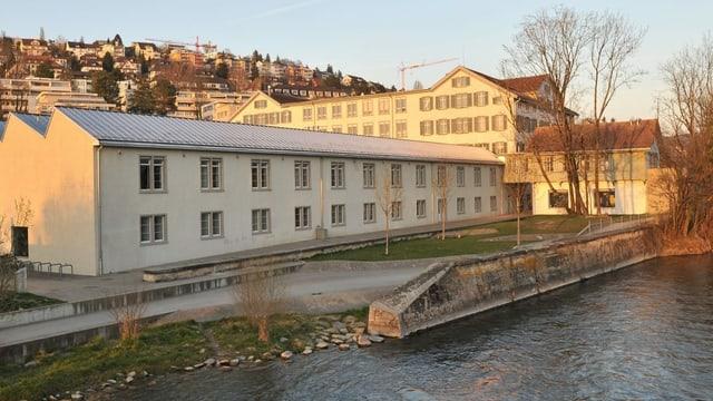 Die Tagesschule am Wasser in Zürich.