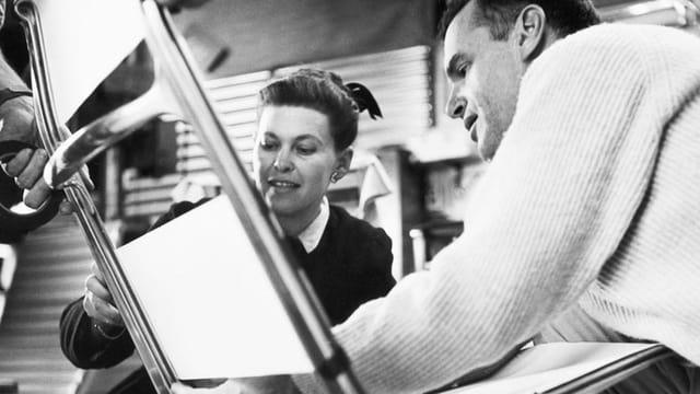 Ray und Charles Eames – Das Designerpaar des 20. Jahrhunderts