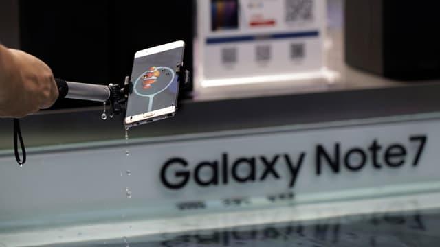Galaxy Note 7 bletsch