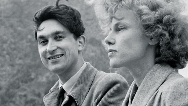 Iris und Peter von Roten