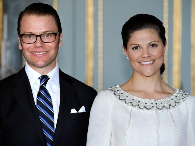 Daniel und Victoria