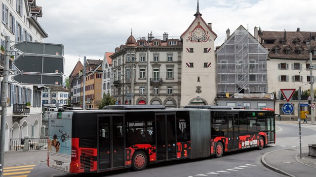 Stadtbus Chur