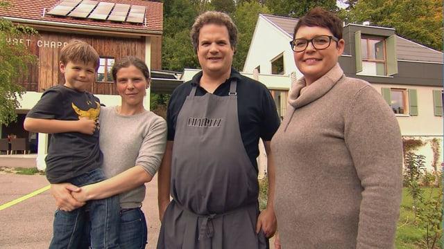 Video «Kanton Solothurn – Tag 1 – Wirtschaft Chappeli, Grenchen» abspielen