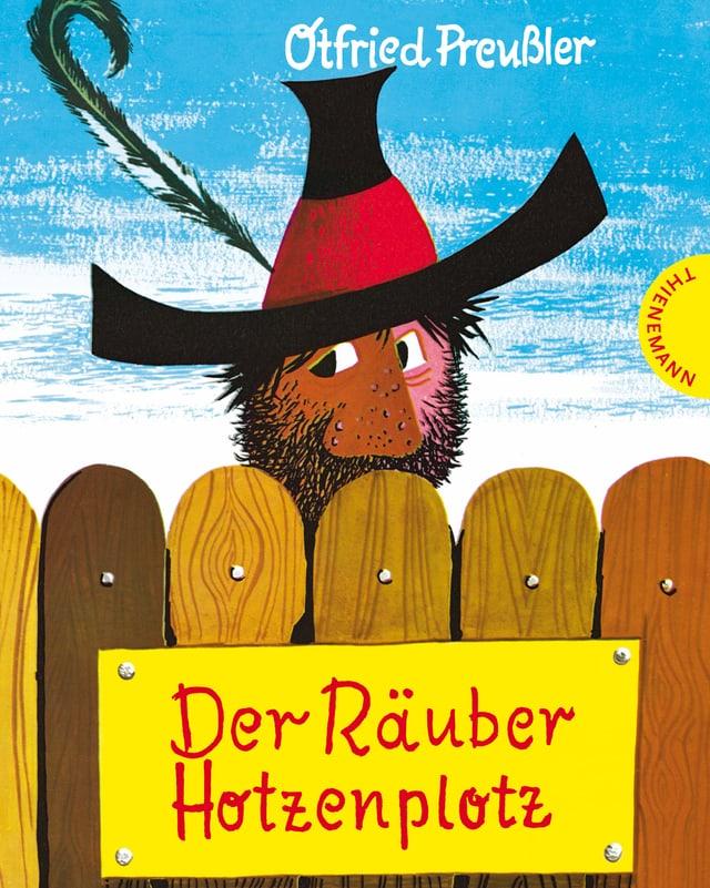 Das Buchcover von Rauber Hotzenplotz.