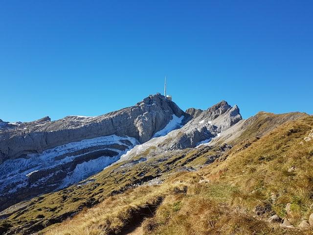Alpstein-Sicht