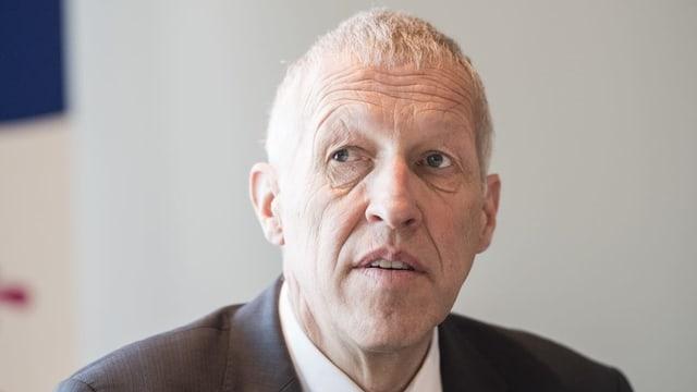 CVP-Ständerat Konrad Graber.