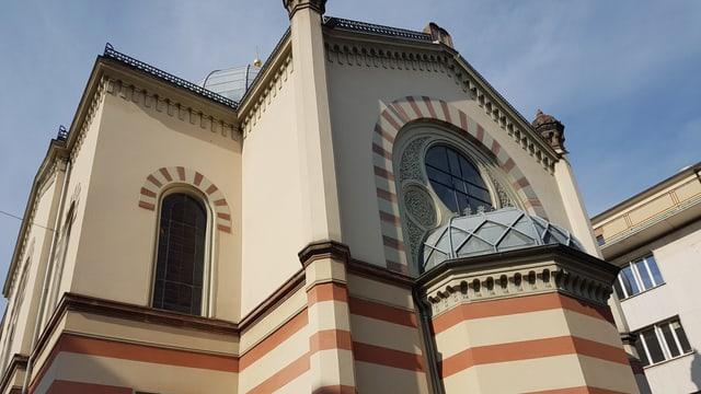 Synagoge in Basel