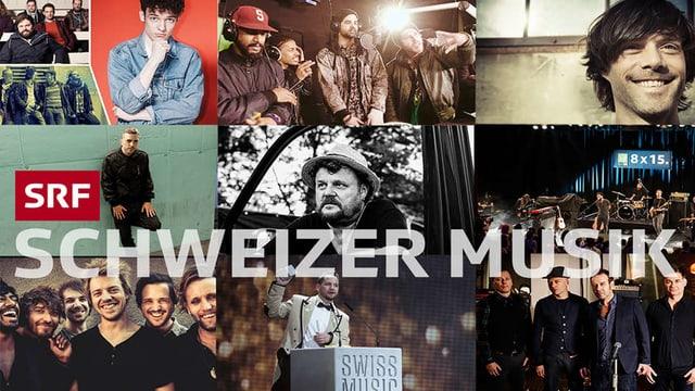 Ein ganzer Tag nur Schweizer Musik auf fünf Radio- und einem TV-Sender.