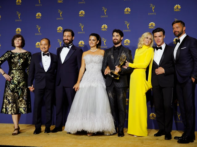 Der Cast von «The Assassination of Gianni Versace: American Crime Story».