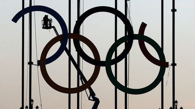 Purtret da rintgs olimpics betg finids.