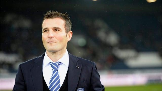 Alex Frei, Sportdirektor des FCL.