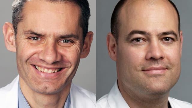 Porträt der beiden Chatexperten