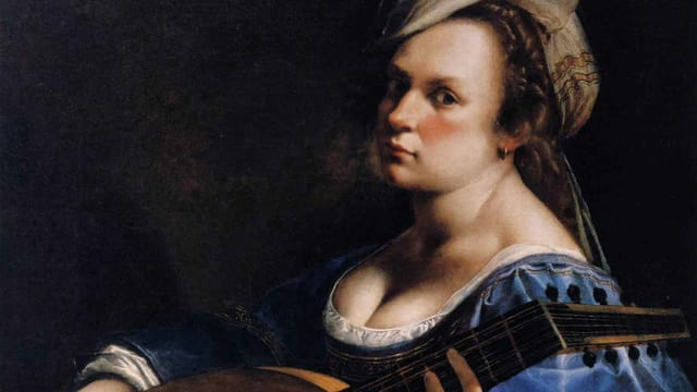 Video «Starke Frauen, unbekannte Künstlerinnen» abspielen