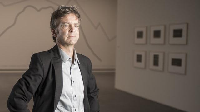 Stephan Kunz, è stà directur dal museum d'art.