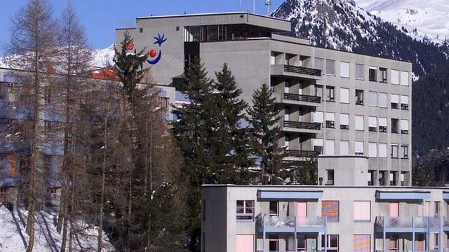 Ospital da Tavau.