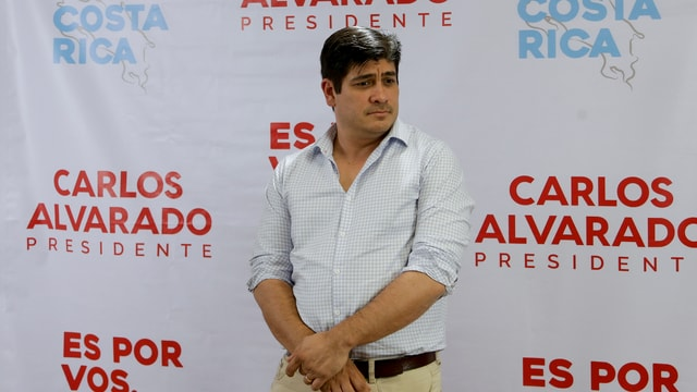 Carlos Alvarado.