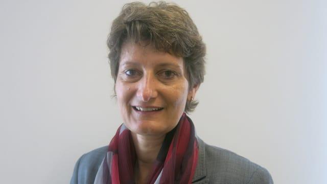 Ursula Schneider Schüttel, Vize-Stadtpräsidentin von Murten.