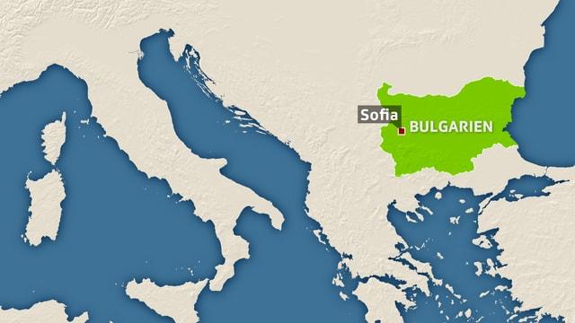 Fakten zu Bulgarien