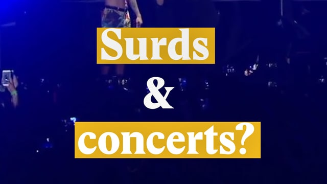 Laschar ir video «Surds & concerts?»