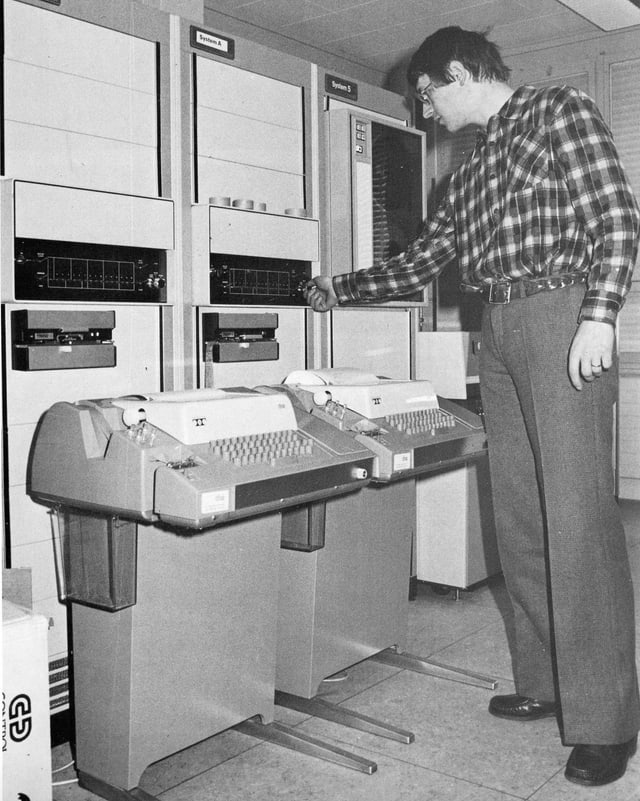 Sistem fototecnic Linotype 5
