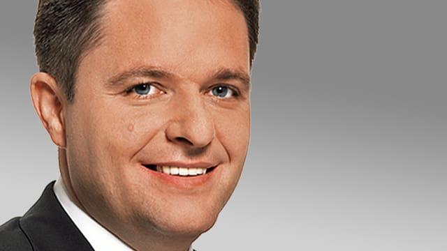 CVP-Präsident Patrick Dürr