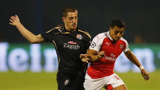 Ademi und Sanchez