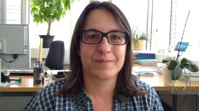 Cornelia Breitschmid, Leiterin des Sozialdienstes im Aargau, findet die heutigen Sozialbeiträge angemessen.