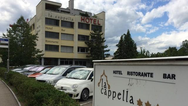 Das Hotel La Capella