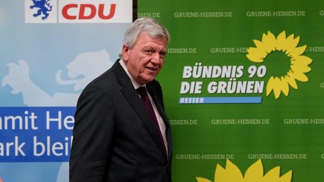 CDU-Politiker Volker Bouffier