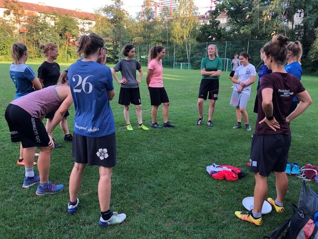 Bild Training