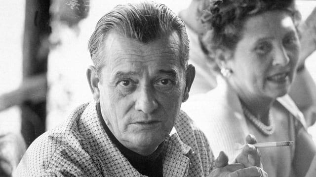 Marcel Pagnol 1955