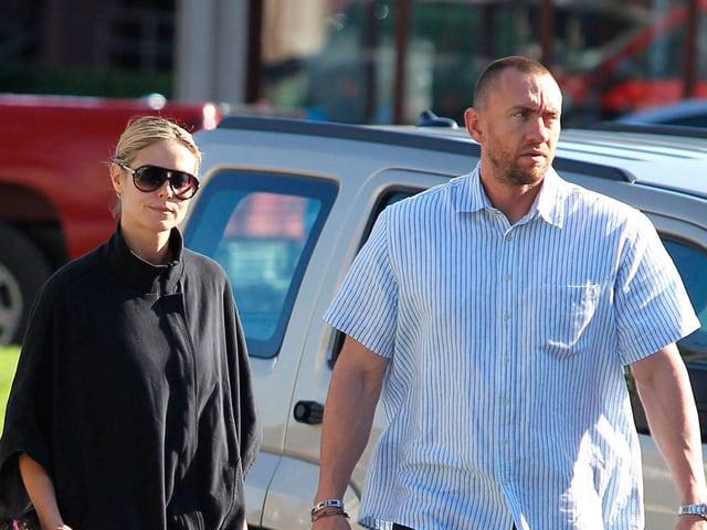 Heidi Klum und Martin Kristen