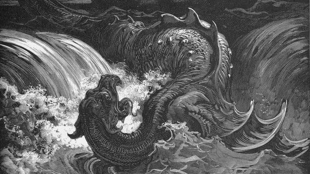 Illustration Leviathan