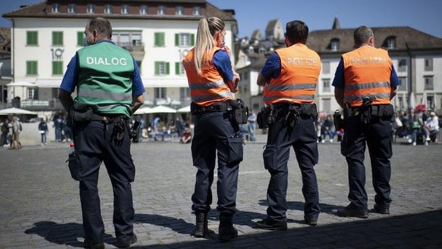 Das politische Nachspiel auf die Demonstration in Rapperswil-Jona