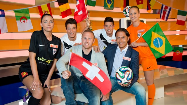 Video «Grosser Finalkampf der Fussball-Helden» abspielen