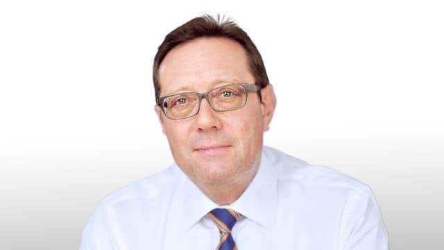 Balz Hösly, Verwaltungsrats-Präsdient der «Greater Zurich Area»
