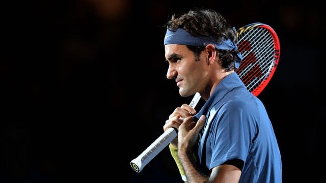 Zum Auftakt erhält Roger Federer in Brisbane ein Freilos.