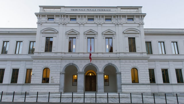 bajetg tribunal penal federal a Bellinzona