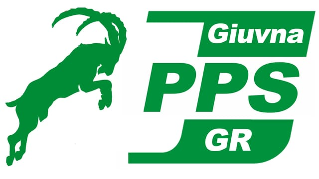 Il logo da la giuvna PPS grischuna.