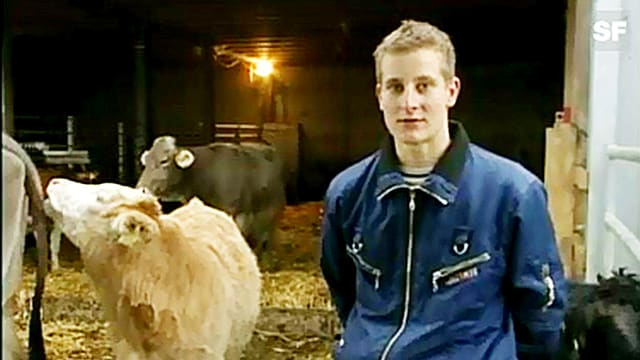 Video «Berufsbild: Landwirt EFZ» abspielen