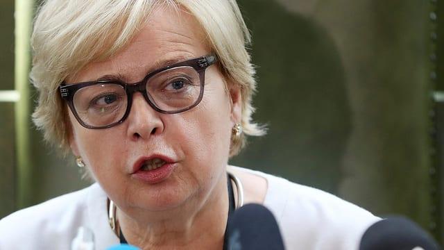 Richterin Malgorzata Gersdorf